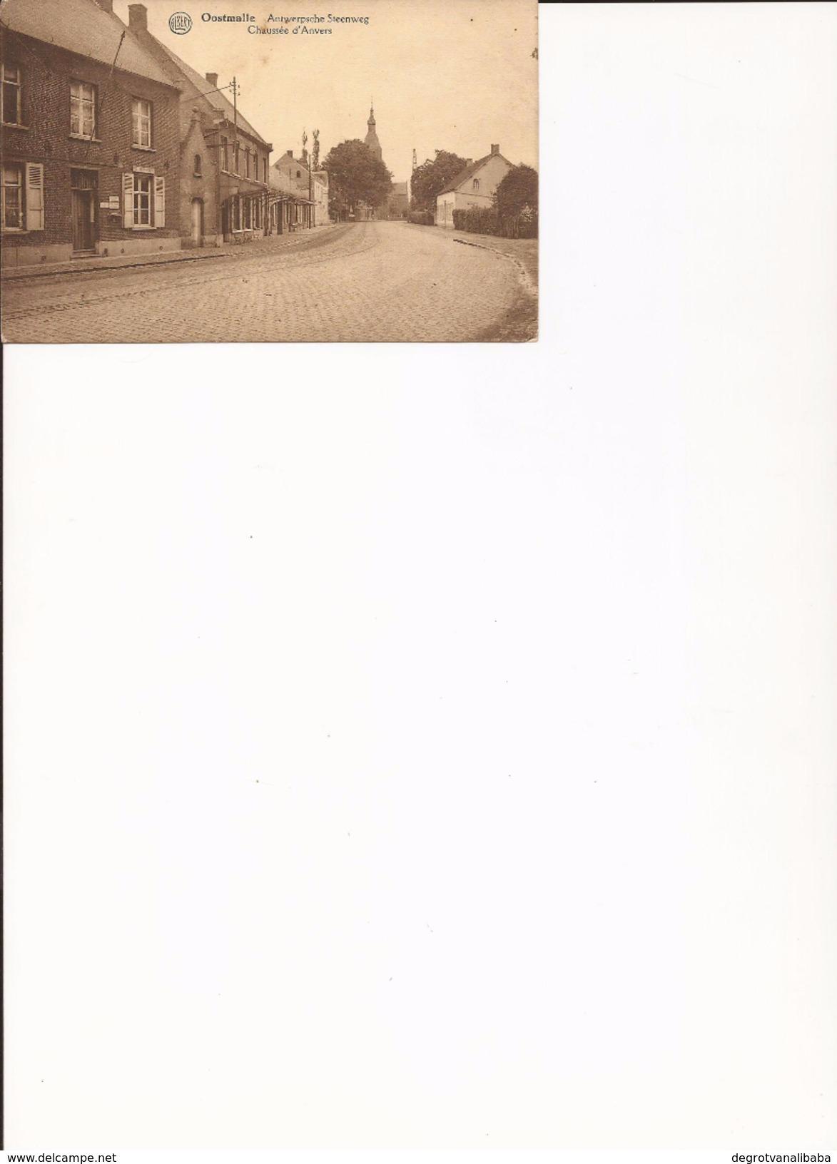 Oostmalle Antwerpsche Steenweg - Malle