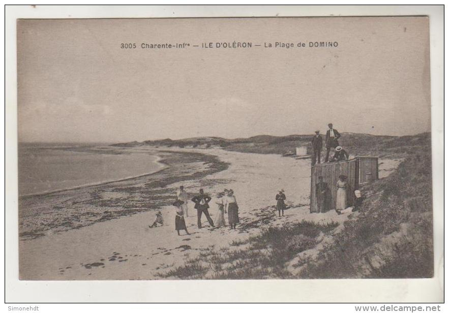 ILE D´OLERON - Plage Du Domino - Ile D'Oléron