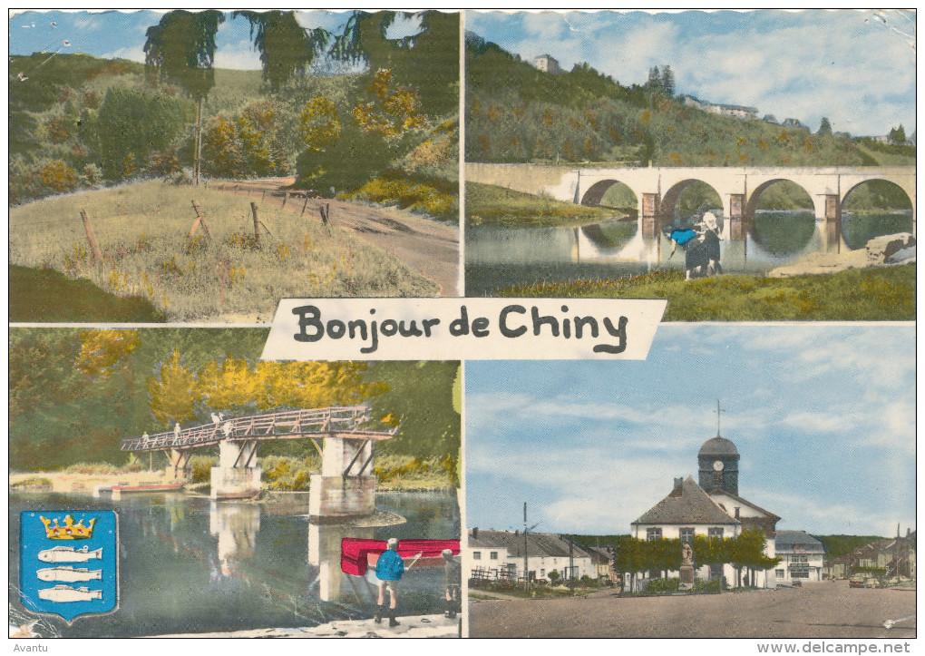 CHINY / BONJOUR DE CHINY / MULTIVUE - Chiny