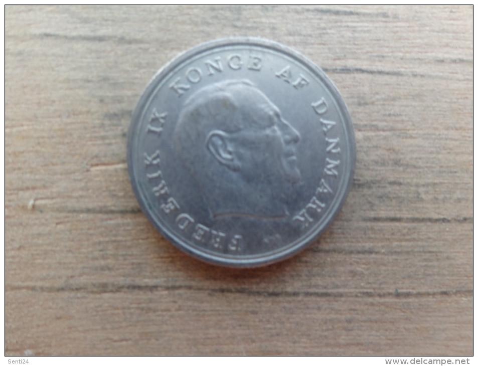Danemark  1  Krone  1972  Km 851 - Denmark