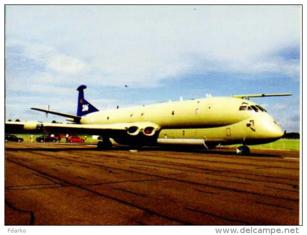 Royal Air Force Nimrod 206 Birmingham Airport Airshow Militari Military Aircraft Avions Militaires Egitto - Elicotteri