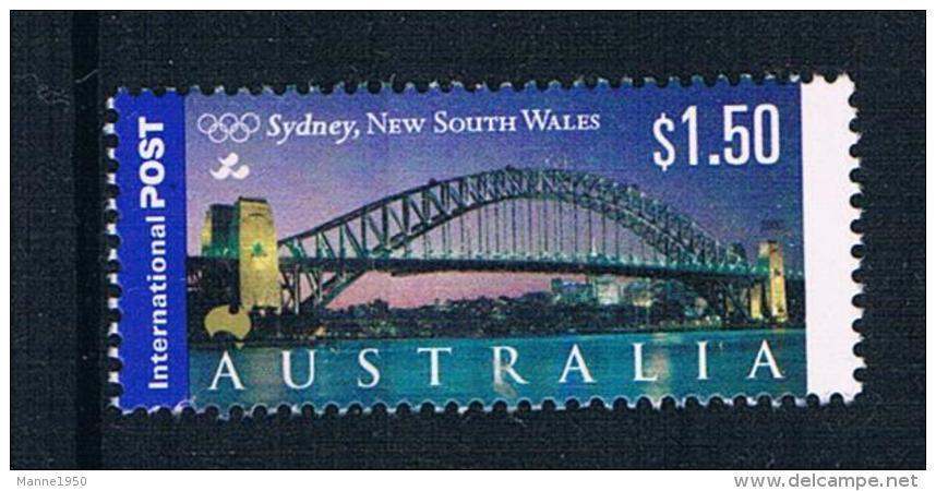 Australien 2000 Mi.Nr. 1930 Ungestempelt (oG) - 2000-09 Elizabeth II