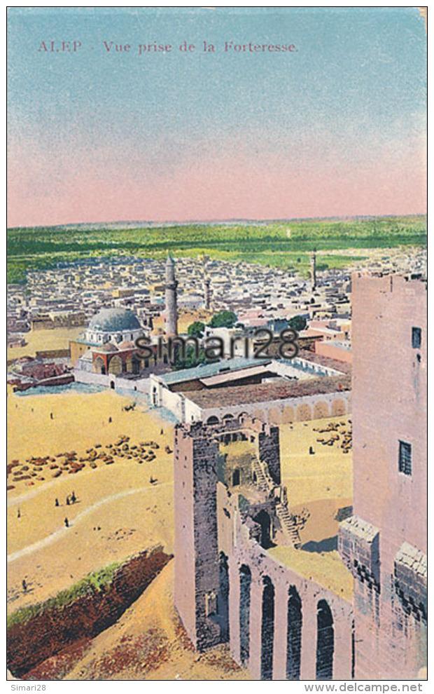 ALEP - VUE PRISE DE LA FORTERESSE - Tadjikistan