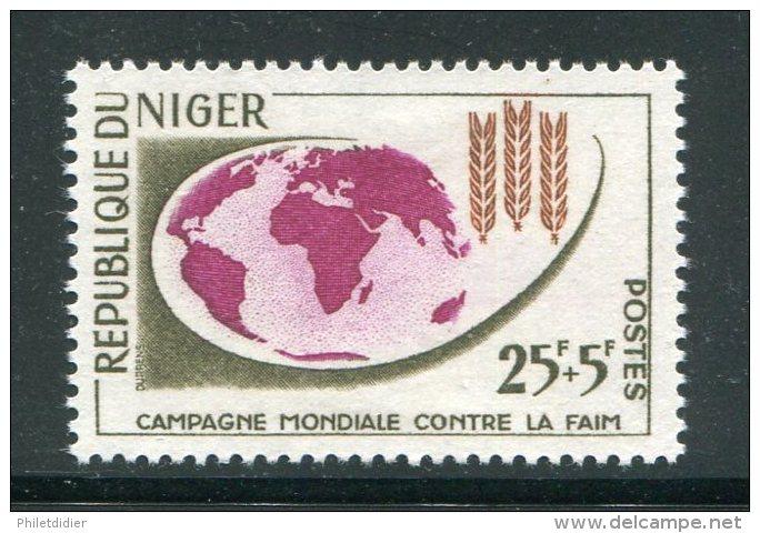 Niger Y&T N°119 Neuf Avec Charnière * - Niger (1960-...)