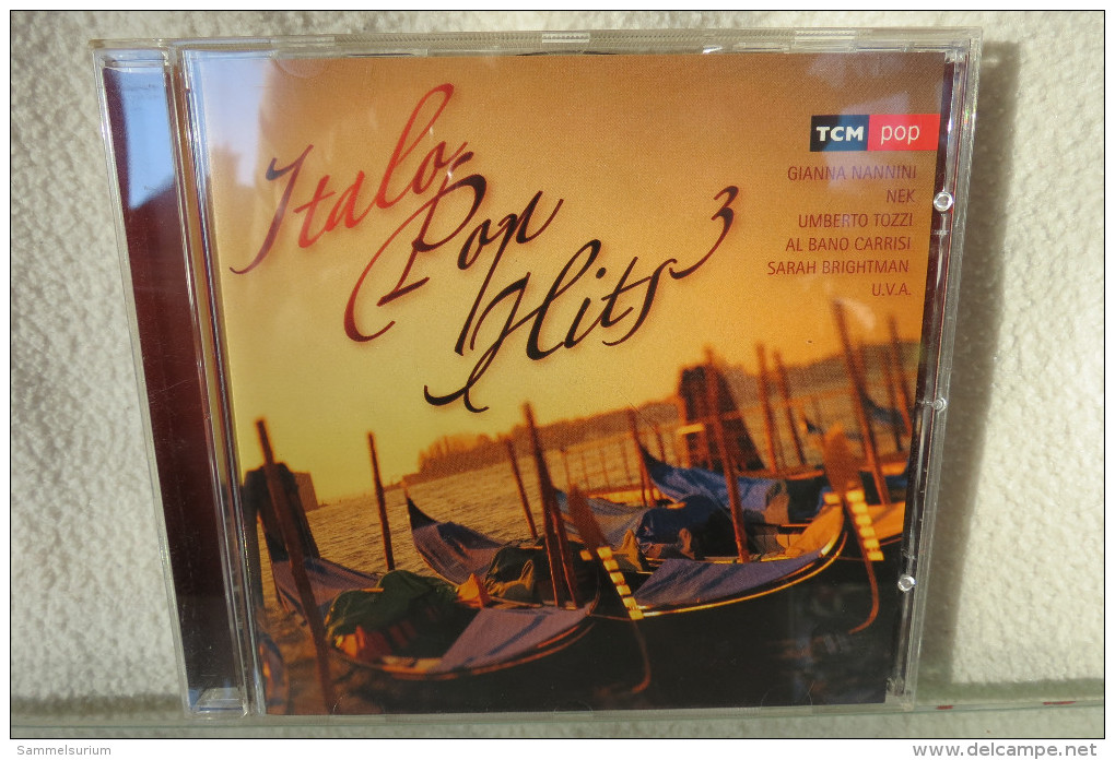 "CD ""Italo Pop Hits 3"" - Hit-Compilations"