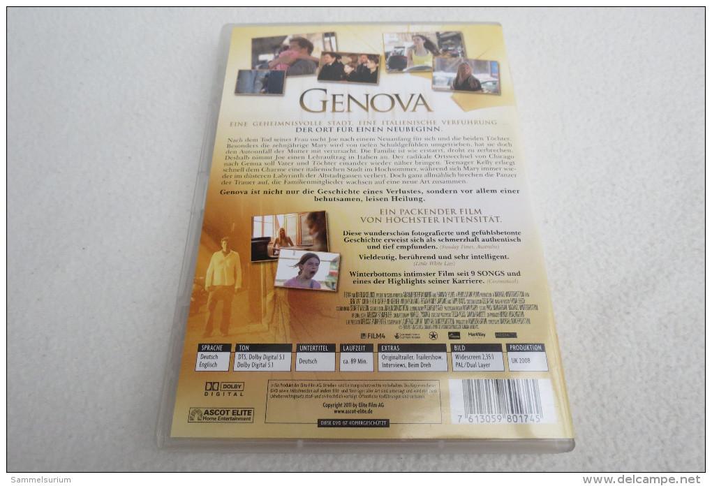 """DVD """"GENOVA"""" - Musik-DVD's"""
