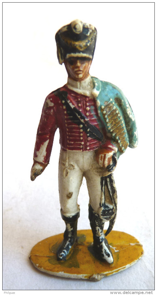 RARE Figurine Guilbert EMPIRE OFFICIER 60's Pas Starlux Clairet Cyrnos JIM - Starlux