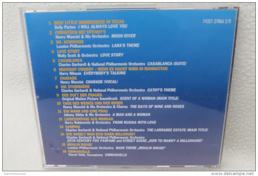 """CD """"Magic Film Hits"""" Die Schönsten Melodien Aus Liebesfilmen CD 2 - Filmmusik"""