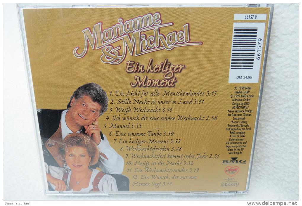 """CD """"Marianne & Michael"""" Ein Heiliger Moment - Weihnachtslieder"""