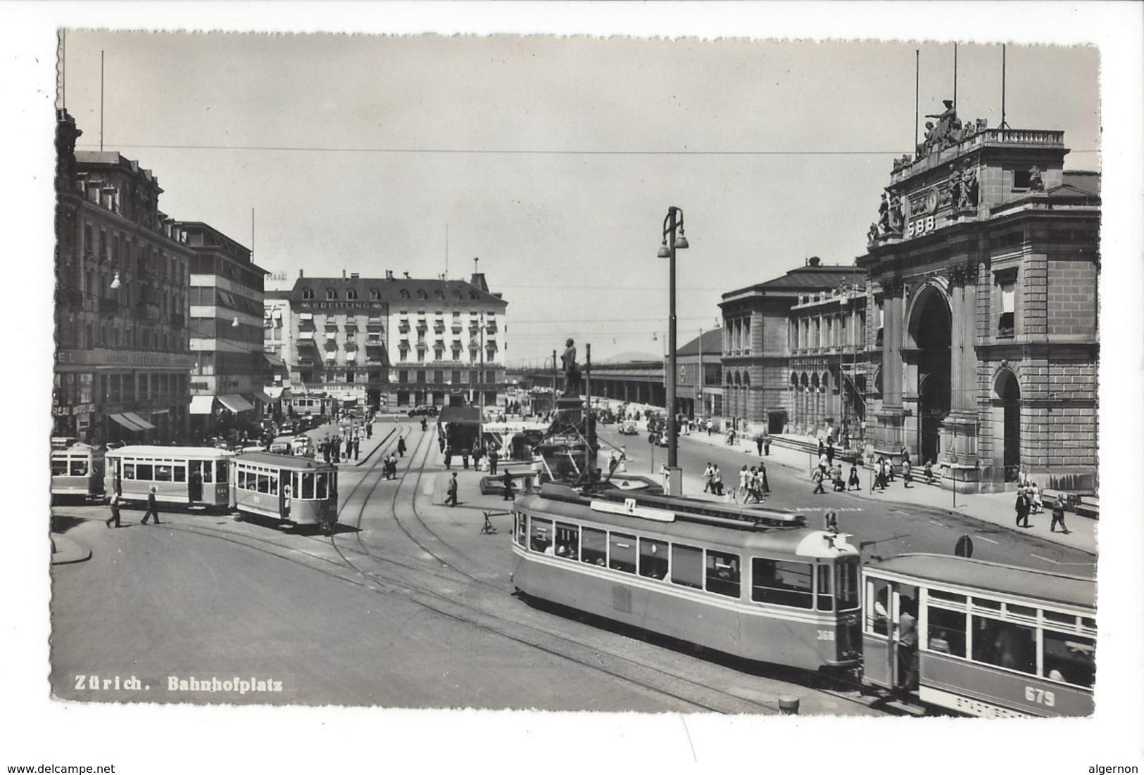 15623 - Zürich Bahnhofplatz Tram - ZH Zurich