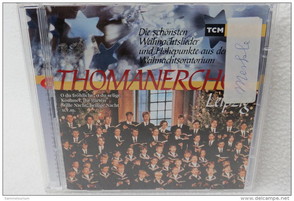 """CD """"Thomanerchor"""" Die Schönsten Weihnachtslieder Und Höhepunkte Aus Dem Weihnachtsoratorium - Weihnachtslieder"""