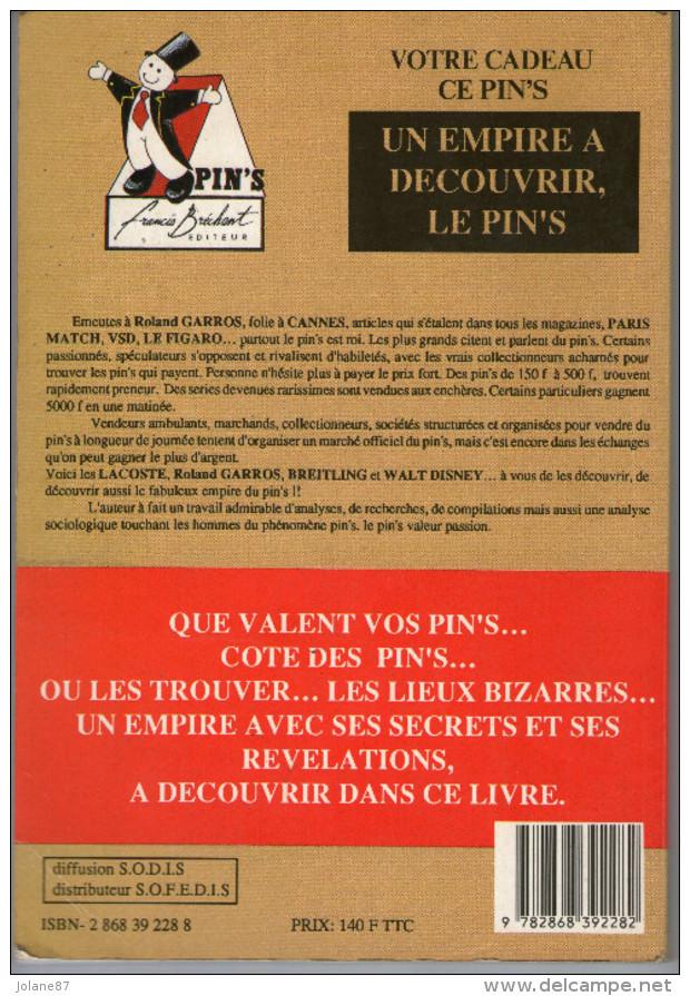 LIVRE    LES PIN S DE A..... A.......... Z    RACHEL COHEN       DEDICACE PAR L AUTEUR - Badges
