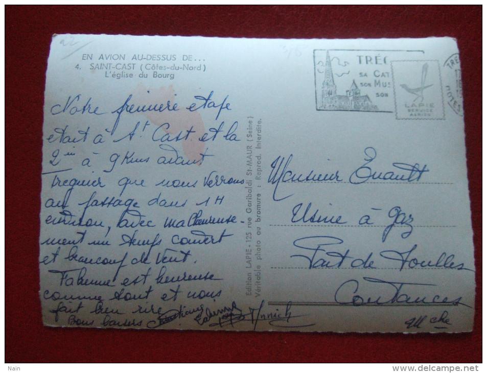 22 - SAINT CAST - VUE AERIENNE - L' EGLISE DU BOURG - - Unclassified