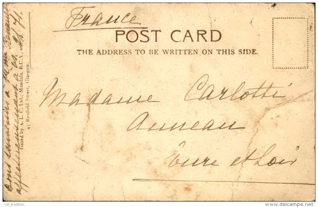 MALAWI  - Carte Postale D 'Africains De Blantyre  - A Voir - L  3872 - Malawi