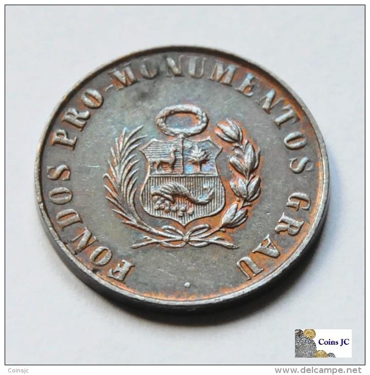 Perú - 20 Centavos - 1935 - Peru