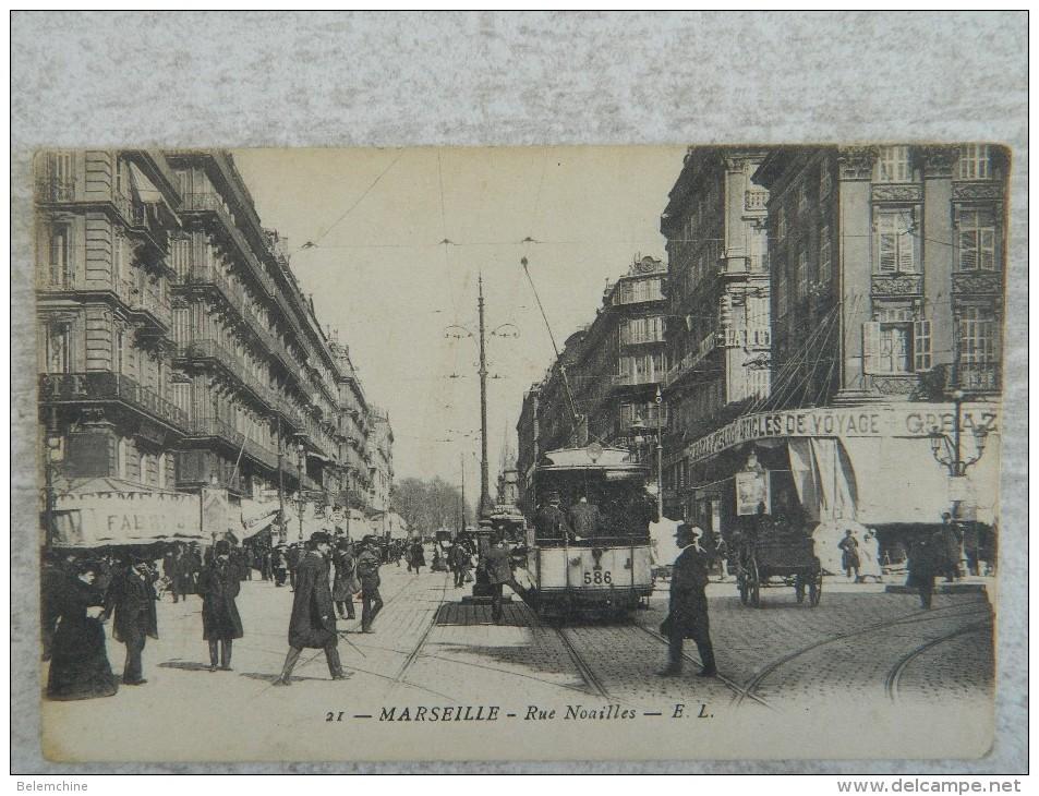 MARSEILLE   RUE NOAILLES - Marseille