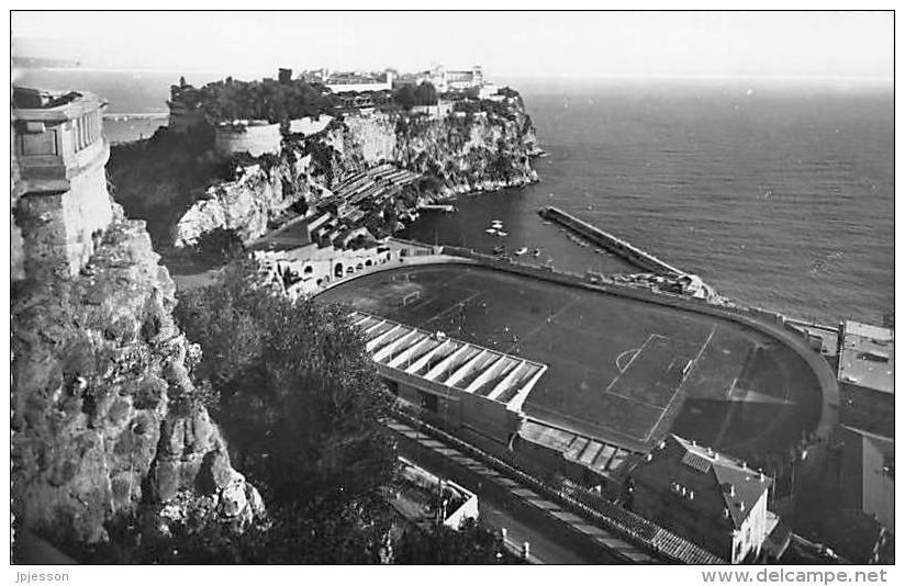 MONACO  LE ROCHER  CACHET - Monaco