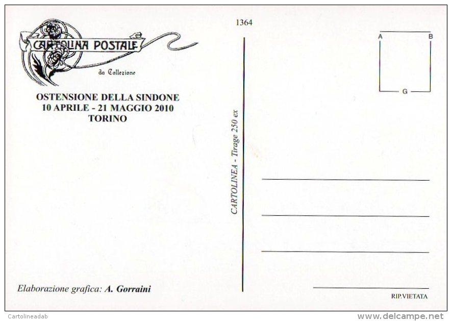 [DC1364]  CARTOLINEA - OSTENSIONE DELLA SINDONE - TORINO - Altri