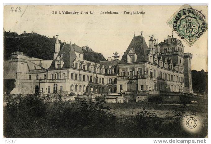 CACHET AMBULANT BORDEAUX  A PARIS RAPIDE I GIRONDE - Storia Postale