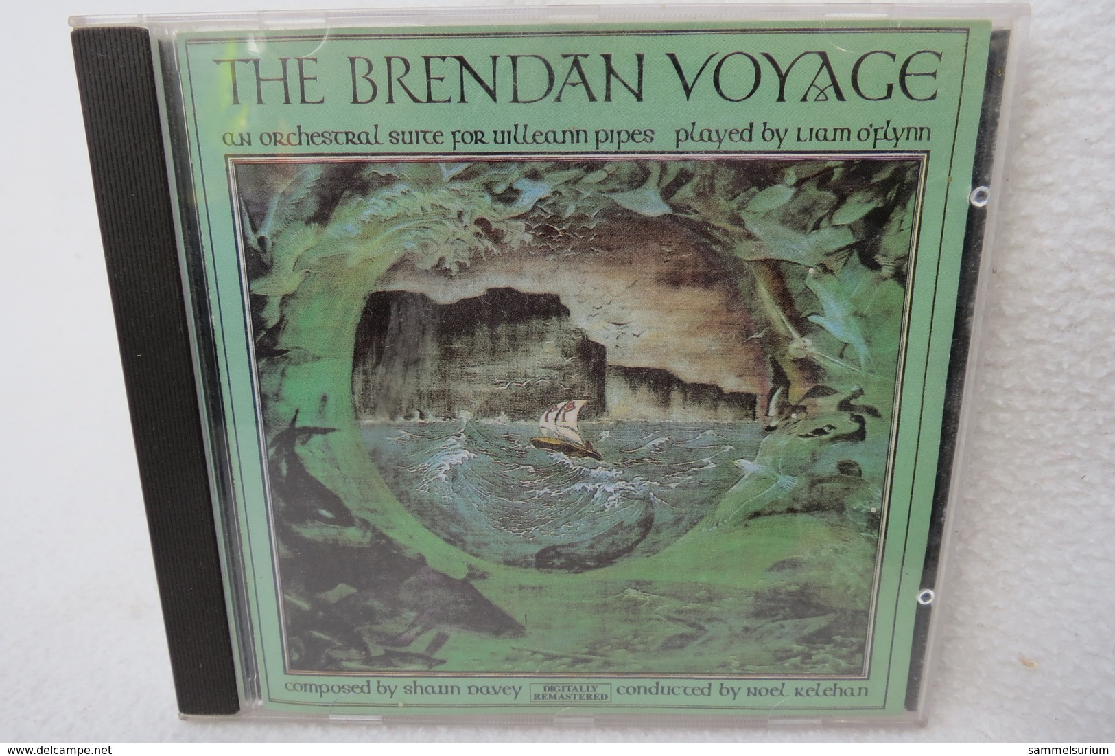 "CD ""The Brendan Voyage"" Composed By Shaun Davey - Sonstige - Englische Musik"
