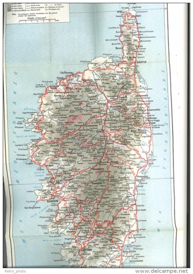 Guide Touristique ( Hachette ): Les Guides Bleus : Corse - Tourisme