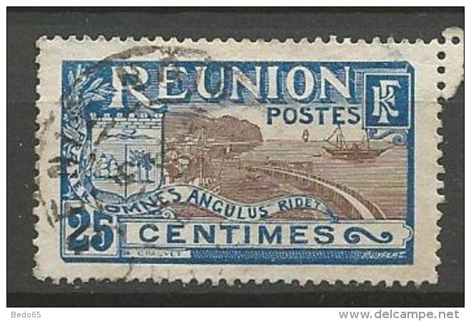 REUNION N° 63 OBL TB - Réunion (1852-1975)