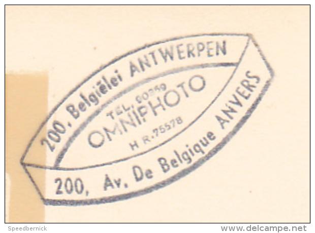 25845 Carte Photo Belgique Anvers ?  -bateau Yatch -marin Femme Voilier Port - Daté 1943 -N° D55 PIKI -Omniphoto - Voiliers