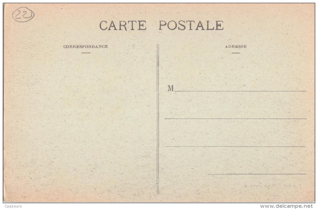 PLOUMANAC'H   ( 22 )  Rochers - La Tête De Grenouille - Ploumanac'h