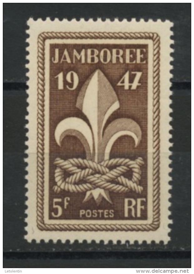 FRANCE -  JAMBOREE - N° Yvert  787** - Unused Stamps
