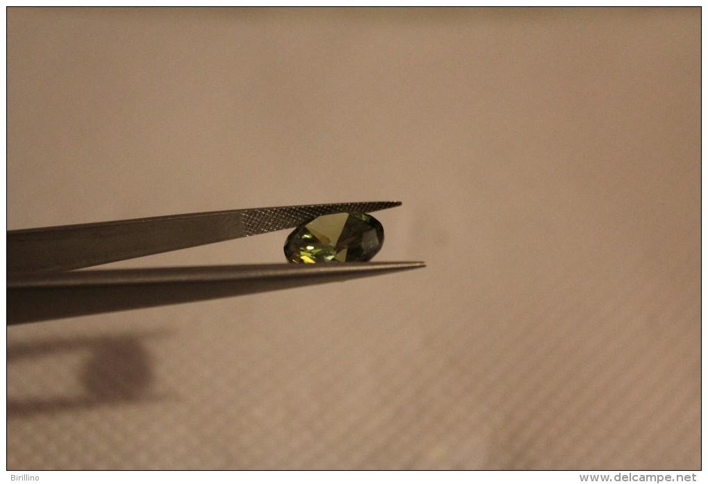 Zircone Verde - Ct. 11.25 - Zircon