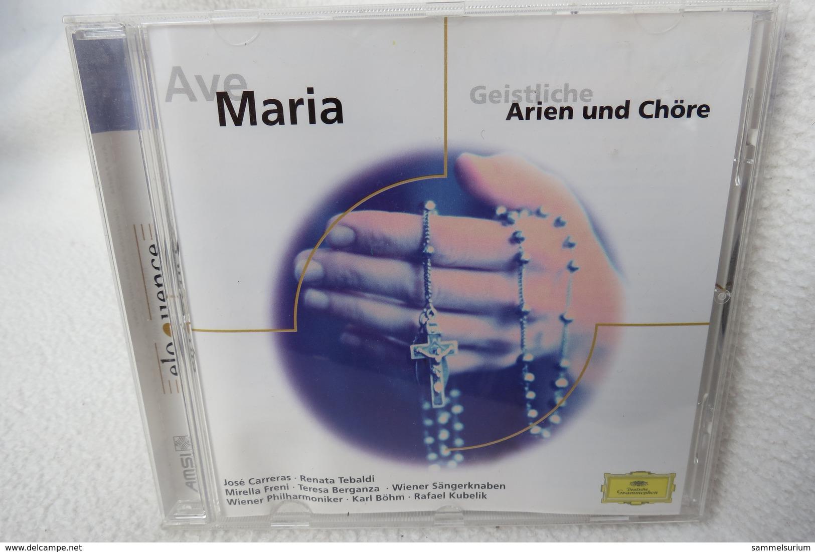 """CD """"Ave Maria"""" Geistliche Arien Und Chöre - Gospel & Religiöser Gesang"""