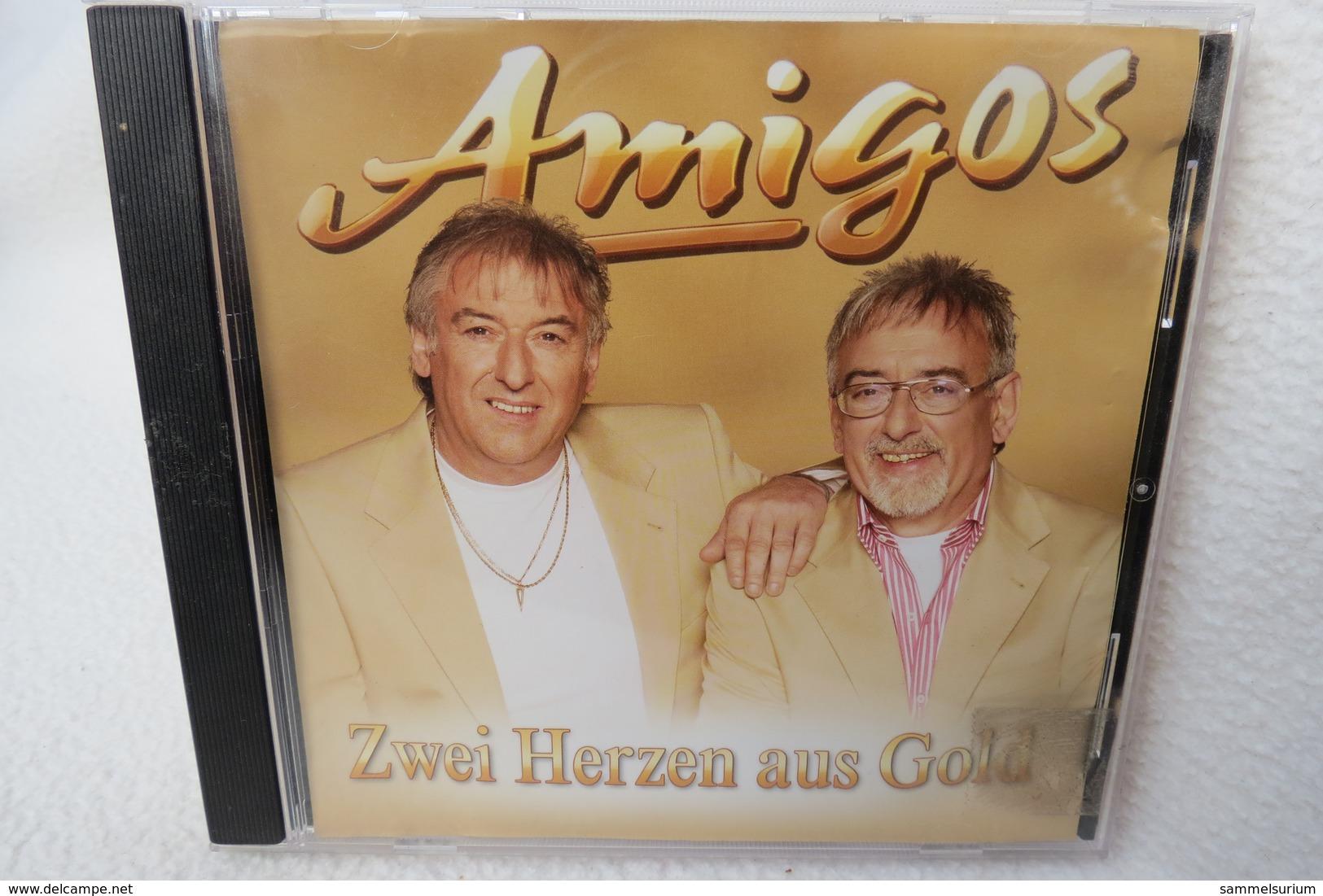 """CD """"Amigos"""" Zwei Herzen Aus Gold - Sonstige - Deutsche Musik"""