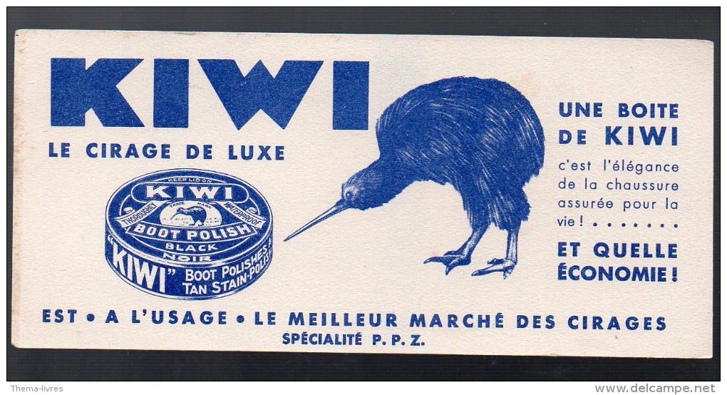 Buvard KIWI  (PPP4007) - Buvards, Protège-cahiers Illustrés