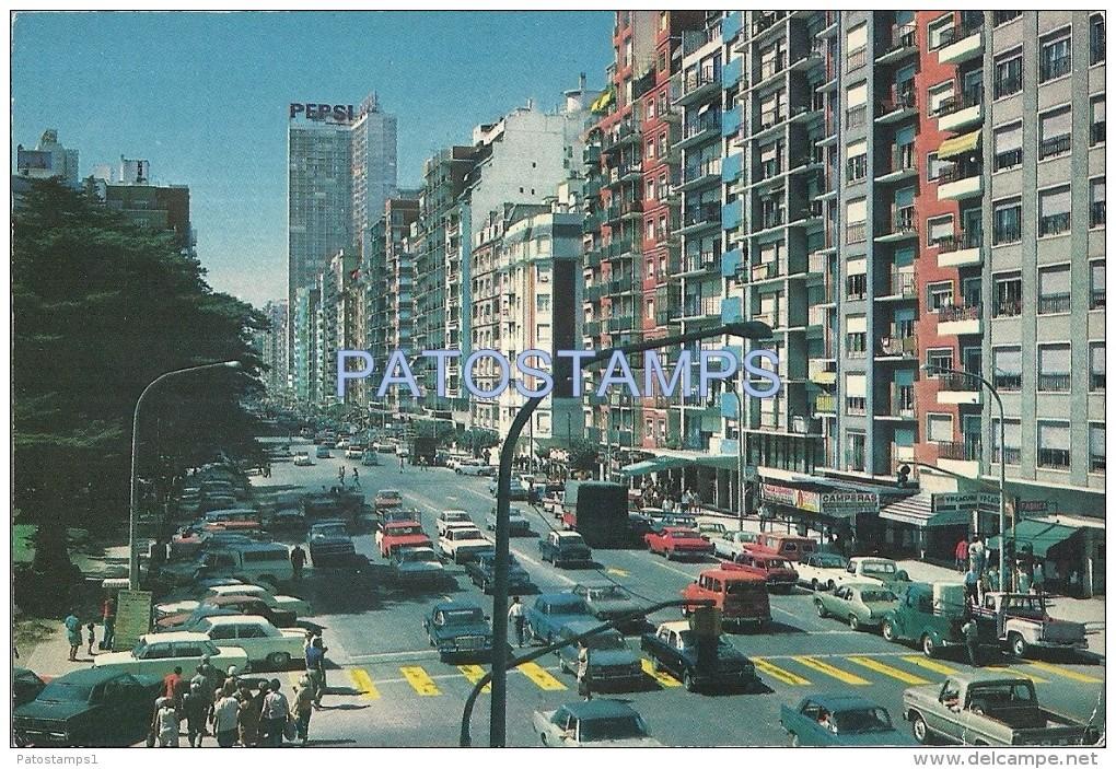 59356 ARGENTINA MAR DEL PLATA AVENIDA COLON ED BELLAS VISTAS Nº 1417 POSTAL POSTCARD - Argentinien