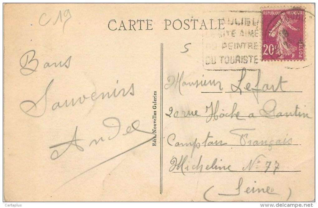 BEAULIEU SUR DORDOGNE JOUTES 19 - France
