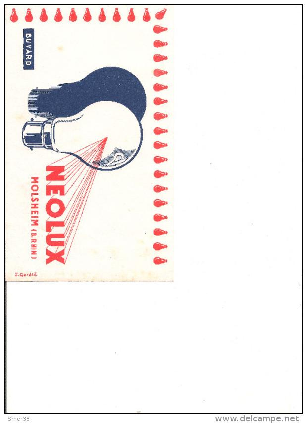 Buvard - NEOLUX Molsheim - H