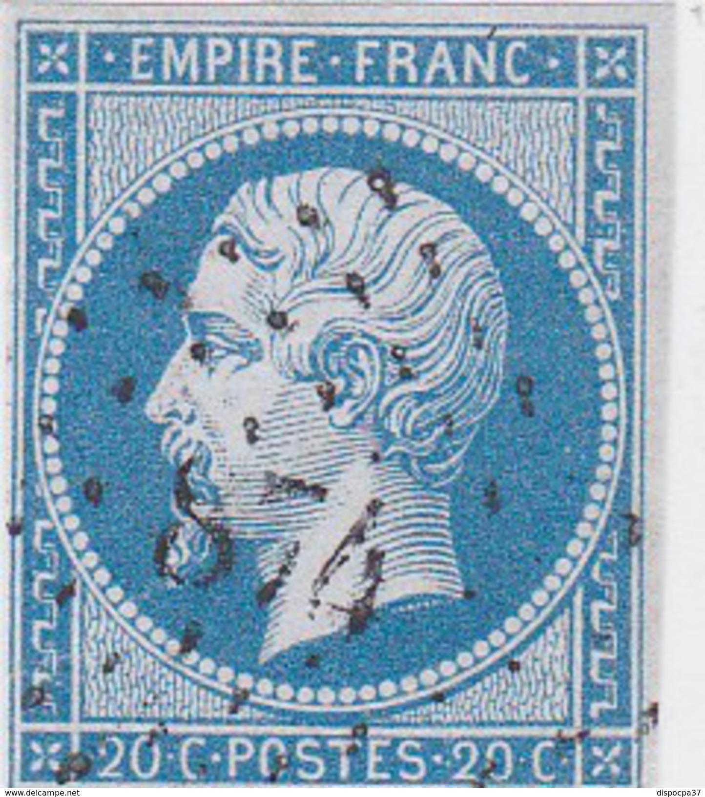 N° 14 B  / PC   874     CLAIRVAUX SUR AUBE   /  AUBE    LOT 14112 - 1853-1860 Napoleon III