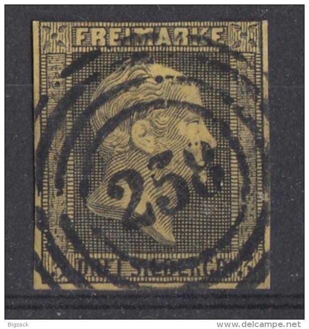 Preussen Minr.4 Gestempelt Nr.-St.258 Cöln - Preussen