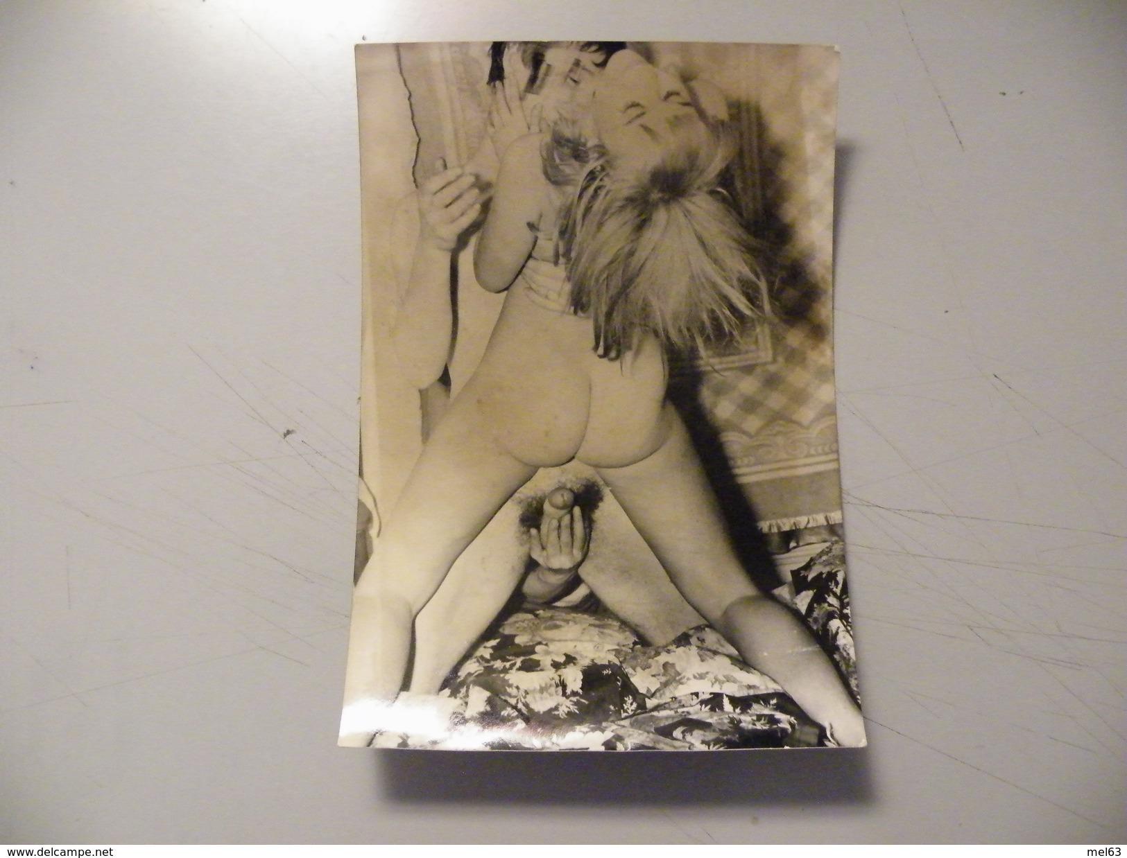 A402. Photo Ancienne Argentique.Nu,erotique,sexe Porno Vintage.collection.année 60/70 - Beauté Féminine (1941-1960)