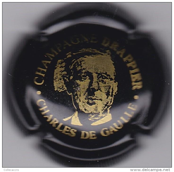 RARE DRAPPIER CUVEE CHARLES DE GAULLE N°16 COTE 15 - Champagne