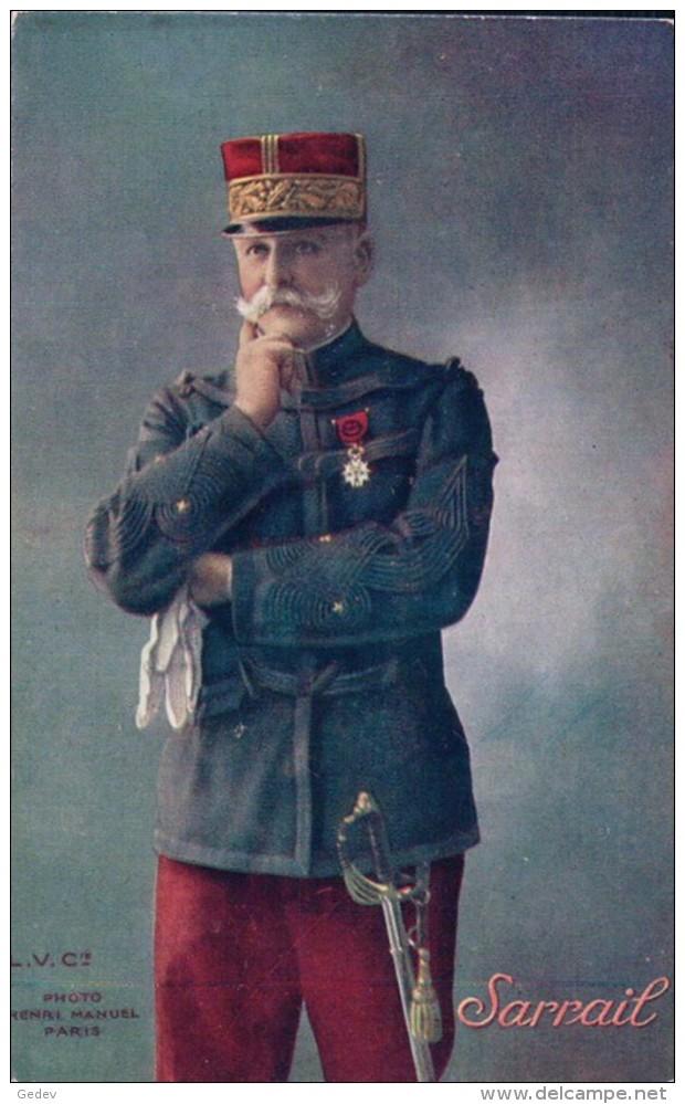 France, Général Maurice-Paul-Emmanuel Sarrail (381) - Personnages