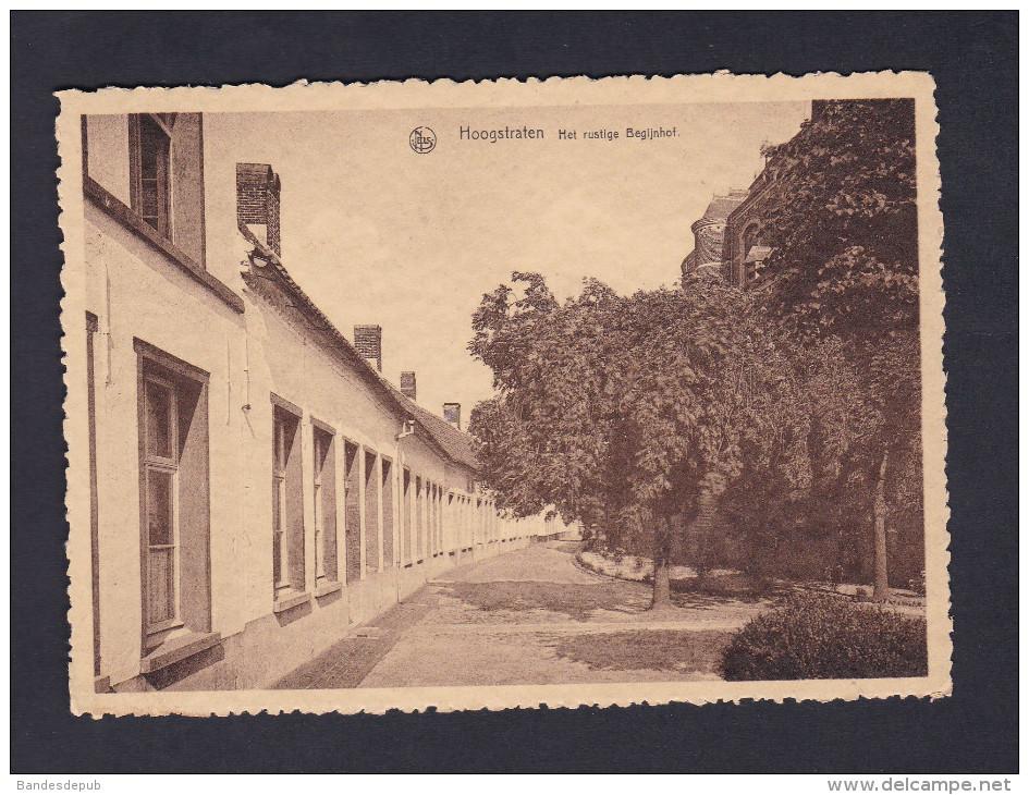 CPSM  HOOGSTRATEN Het Rustige Begijnhof ( Ed. Hamers / Nels ) - Hoogstraten
