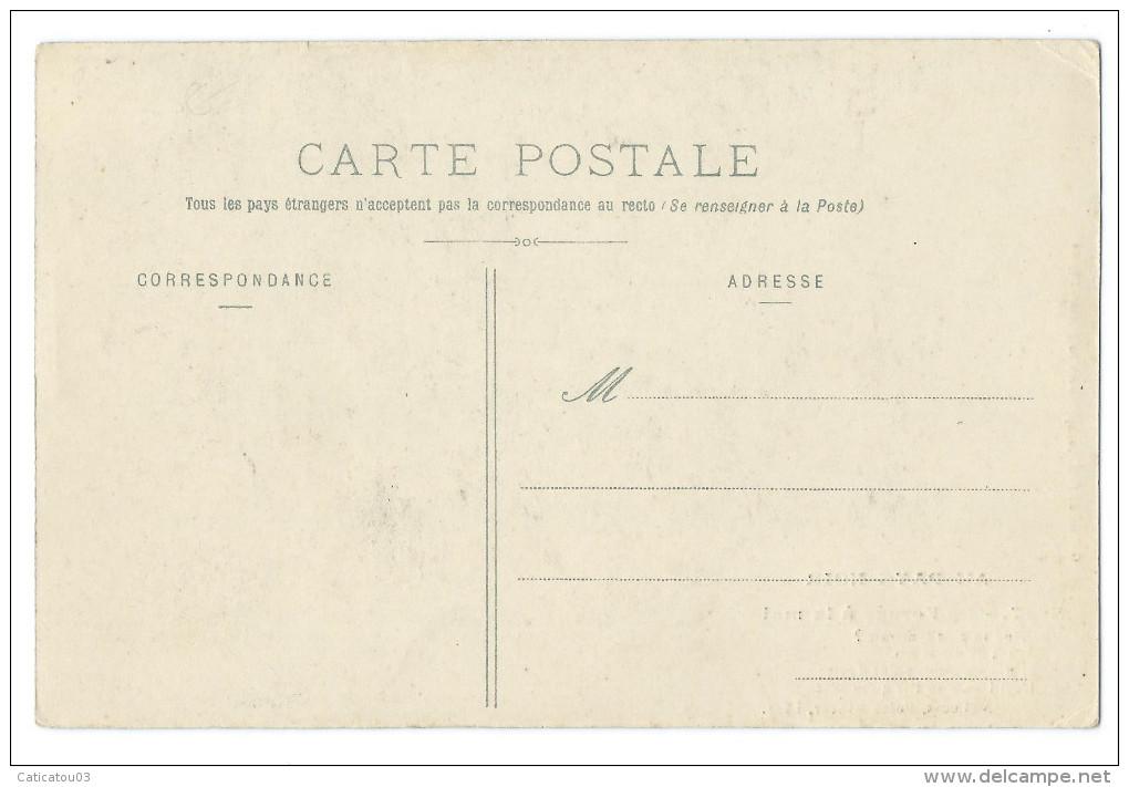 """AU PAYS NOIR - Le Forage à La Main - """"Prind In Chic Camarate..."""" A. Lucas, Poête Mineur, Lens - Ohne Zuordnung"""