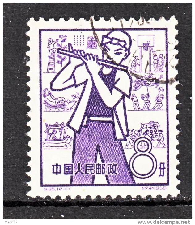 PRC  436   (o) - Used Stamps