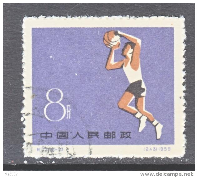 PRC  476   (o)   SPORTS   BASKETBALL - 1949 - ... People's Republic