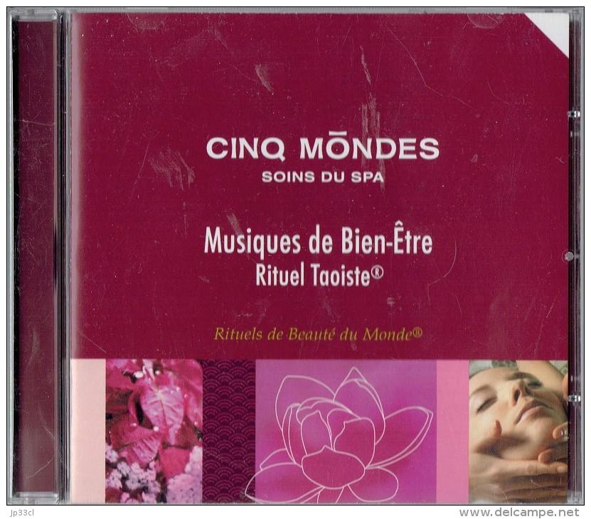 Cinq Mondes Soins Du Spa Musique De Bien-Être, Rituel Taoiste - Gospel & Religiöser Gesang