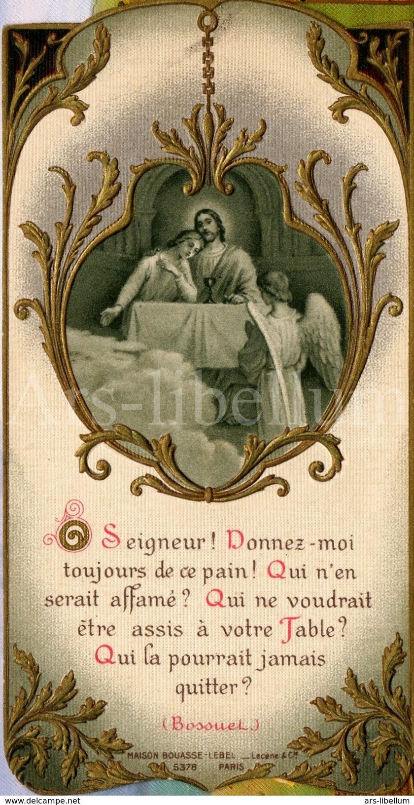 Communie / Communion / Marcel Hughes / Bruxelles / Brussel / 1910 / 2 Scans - Communion