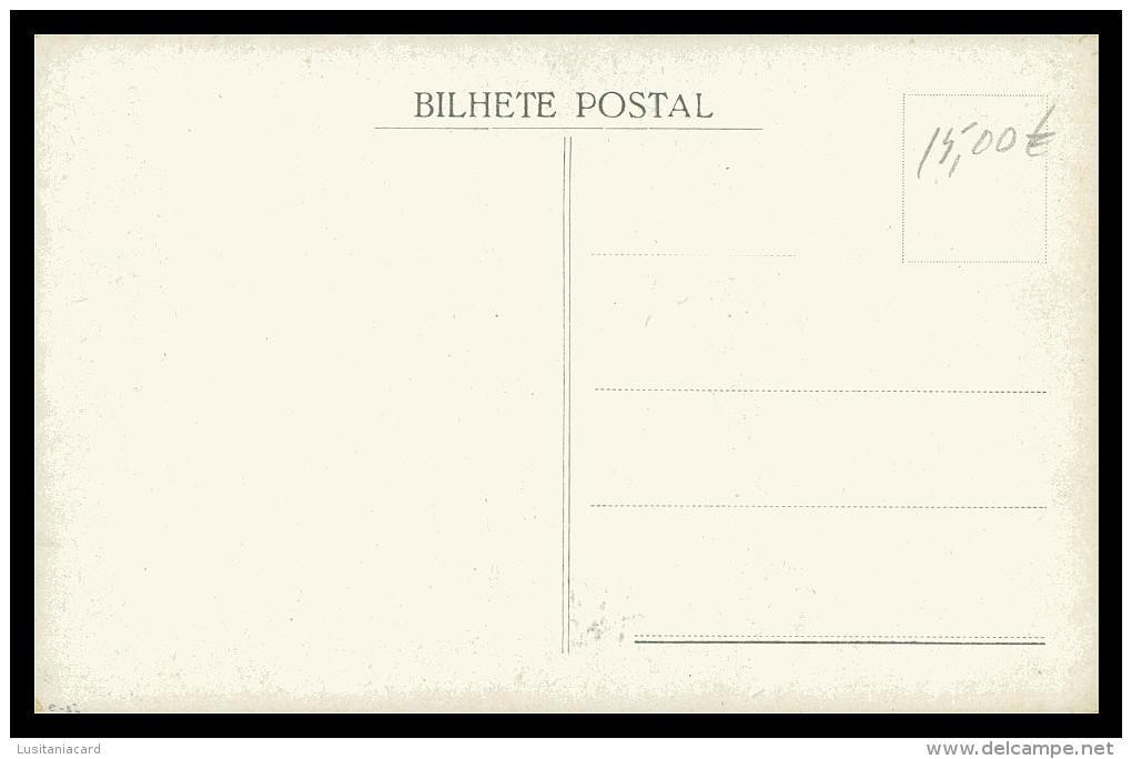 BISSAU - Jardim E Busto De Teixeira Pinto ( Nº 12)  Carte Postale - Guinea-Bissau