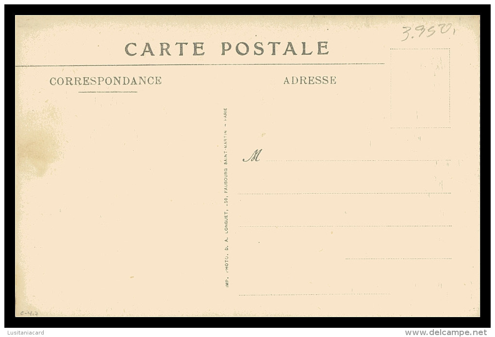 GUINÉ-BISSAU - Indigènes. ( Nº 64)  Carte PostalE - Guinea-Bissau