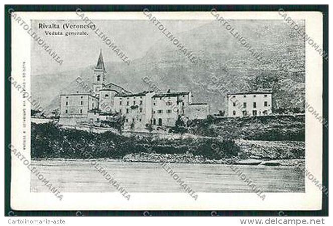 Verona Rivalta Cartolina ZC3663 - Verona